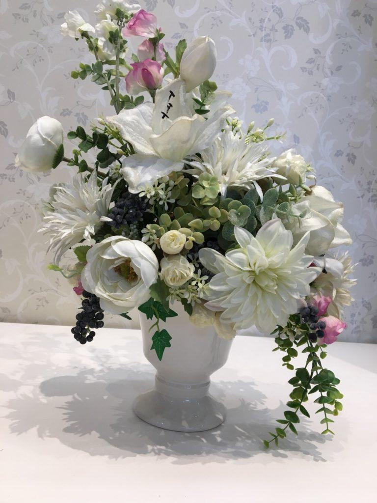 アレンジフラワー 01 aoyama artflower